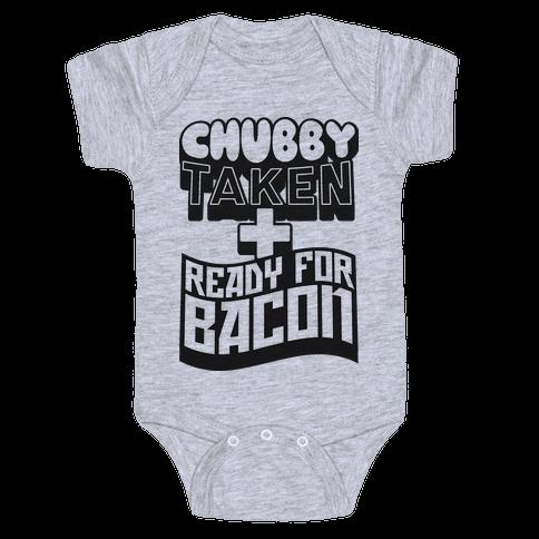 Ready for Bacon Baby Onesy