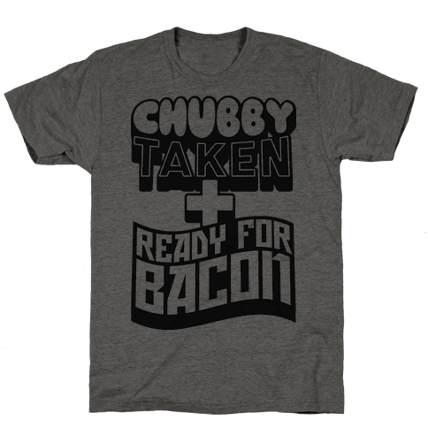 Ready for Bacon Mens T-Shirt