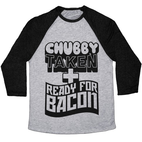 Ready for Bacon Baseball Tee