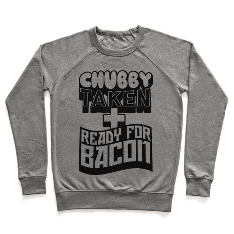 Ready for Bacon Pullover