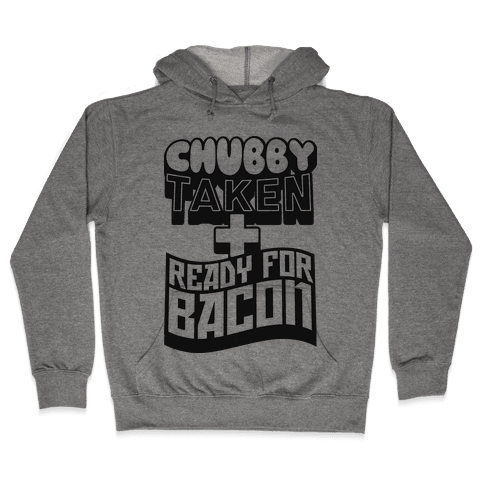 Ready for Bacon Hooded Sweatshirt