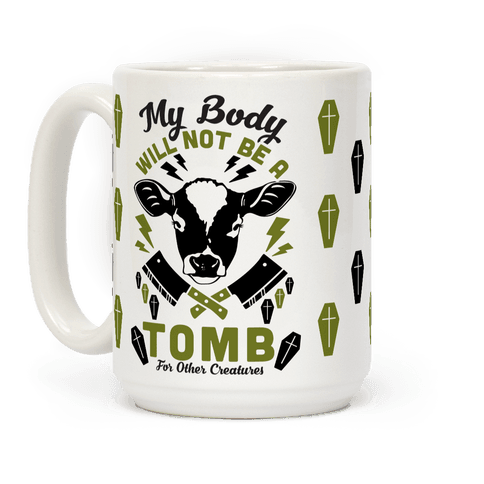My Body Will Not Be a Tomb