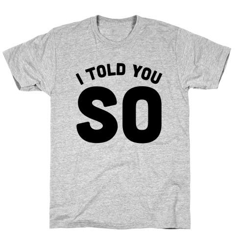 Mom Knows Best (Part 2) (V-Neck) Mens T-Shirt