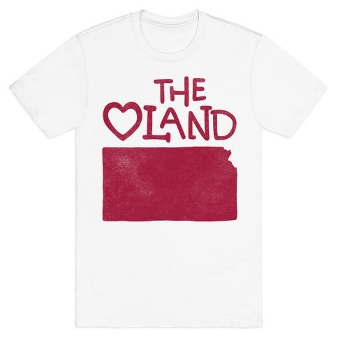 The Heartland (Kansas) T-Shirt