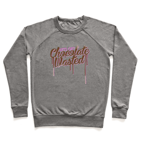 Chocolate Wasted Pullover