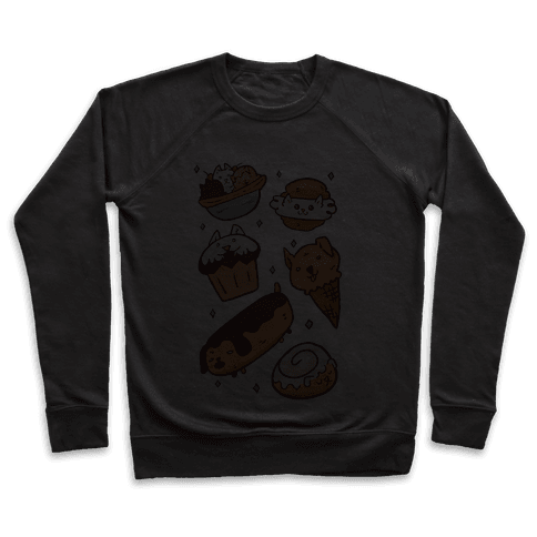 Kawaii Food Dogs Pullover