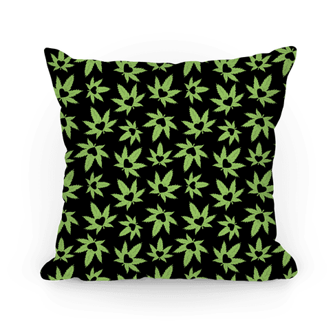 Pot Love Pillow