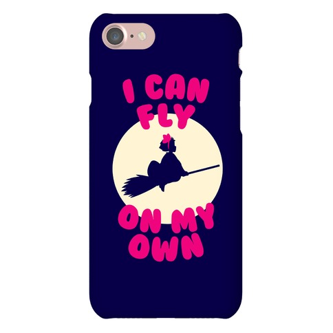 I Can Fly On My Own Phone Case