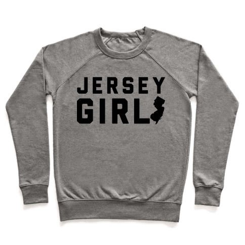 Jersey Girl Pullover