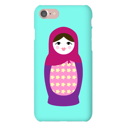 Cute Nesting Doll Phone Case