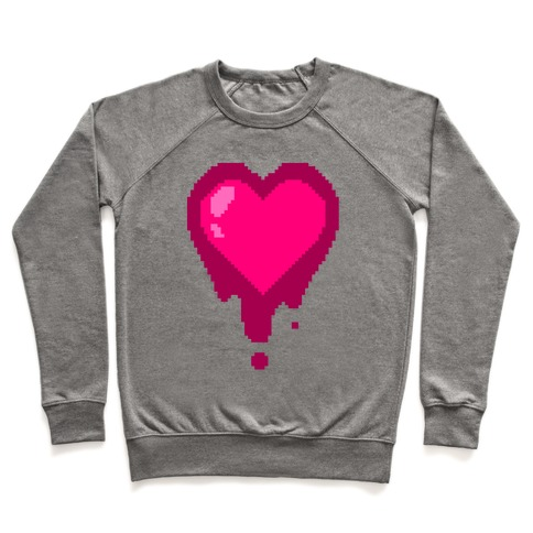 Bleeding Heart Pullover