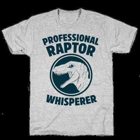 Professional Raptor Whisperer