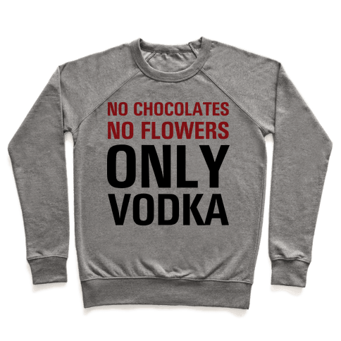 Only Vodka Pullover
