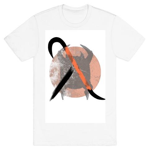 Half Life Crowbar Logo T-Shirt