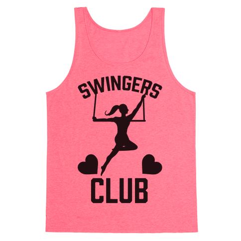 Trapeze Swingers Club Tank Top