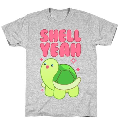 Shell Yeah Cute Turtle T-Shirt