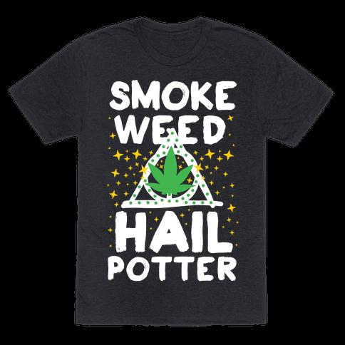 Smoke Weed Hail Potter