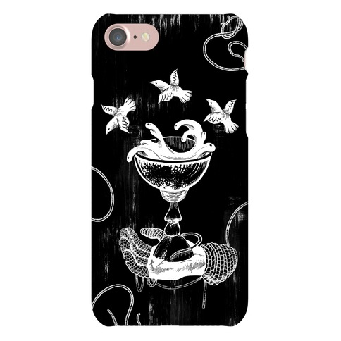 Ace Of Cups Phone Case