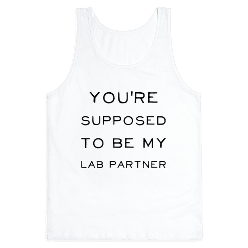 MY Lab Partner Tank Top