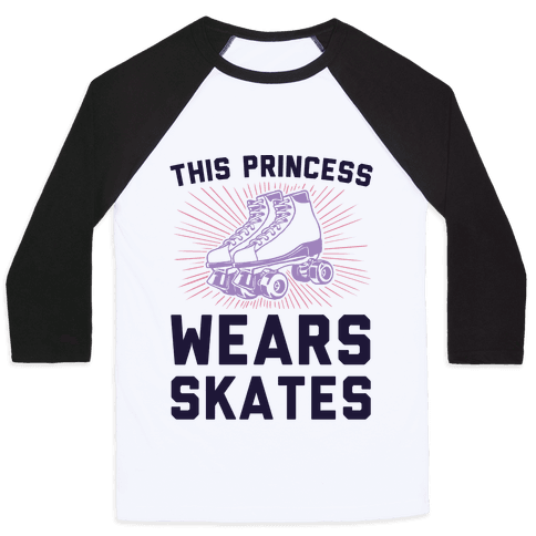 This Princess Wears Skates