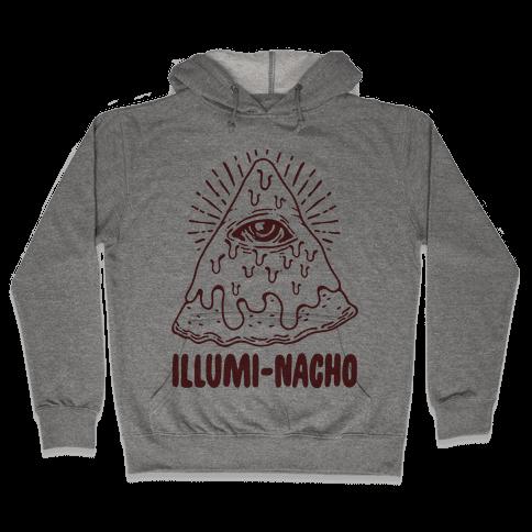 Illumi-Nacho Hooded Sweatshirt