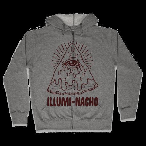 Illumi-Nacho Zip Hoodie