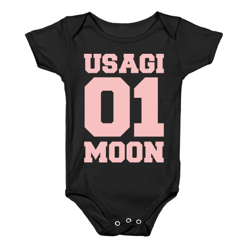 Usagi: 01 Moon Baby Onesy