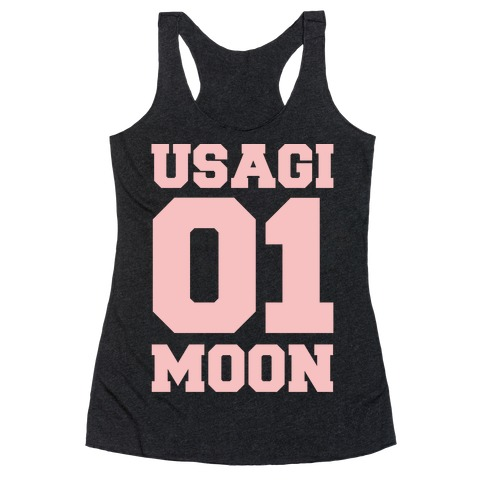 Usagi: 01 Moon Racerback Tank Top