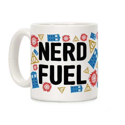 Nerd Fuel Coffee Mug