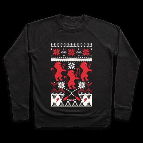 9e45f701c Funny Avocado Shirt · Gryffindor T Shirts · Hogwarts Ugly Christmas Sweater:  Gryffindor Pullover