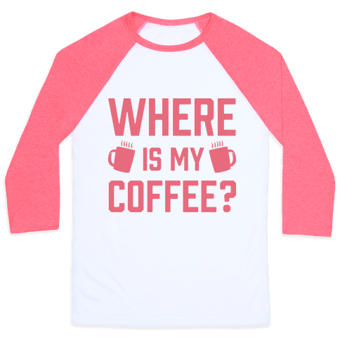 Where Is My Coffee
