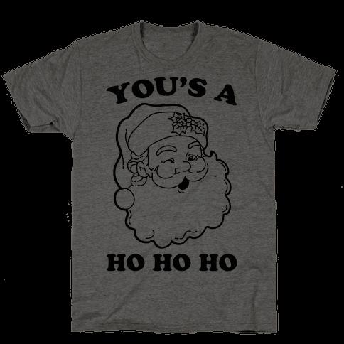 You's A Ho Ho Ho (Santa)
