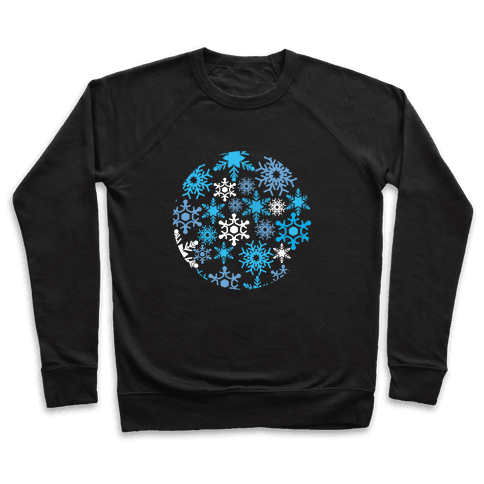 Snowflake Sphere Pullover