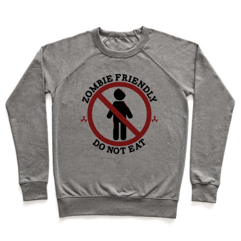 Zombie Friendly Pullover
