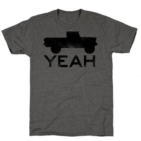 Truck Yeah Hoodie T-Shirt