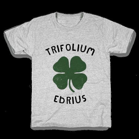 Drunken Botany (St. Patrick's Day) Kids T-Shirt