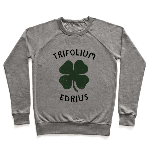 Drunken Botany (St. Patrick's Day) Pullover