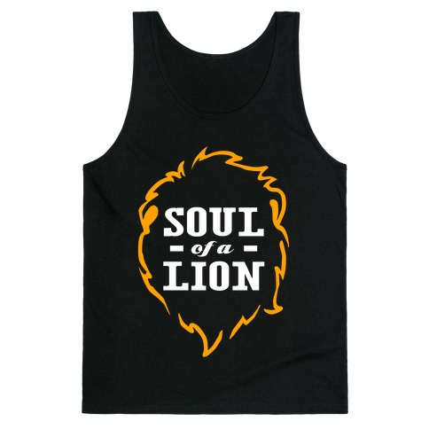 Soul of a Lion Tank Top
