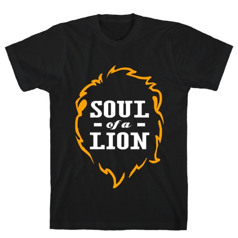 Soul of a Lion T-Shirt