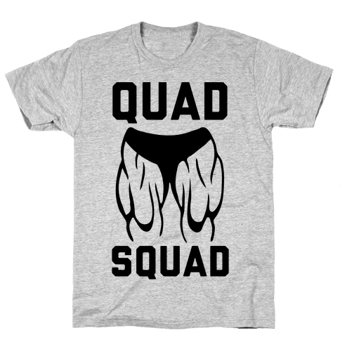 Quad Squad Mens T-Shirt