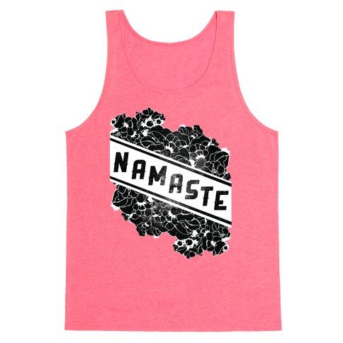 Cosmic Namaste Tank Top