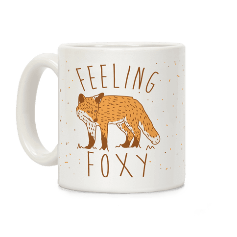 Feeling Foxy Coffee Mug