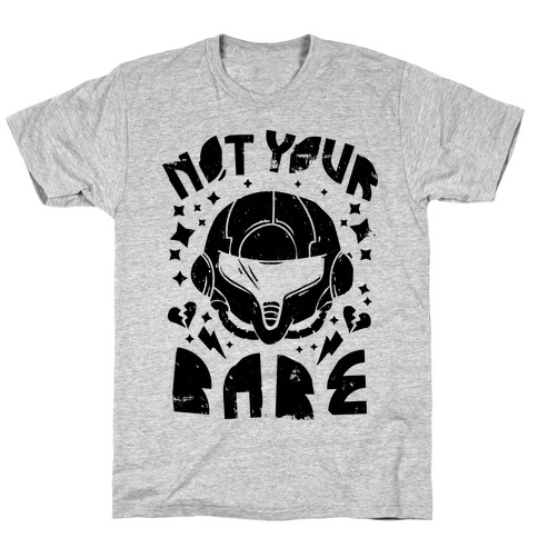 Not Your Babe  Mens T-Shirt