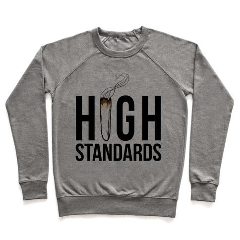 High Standards Pullover