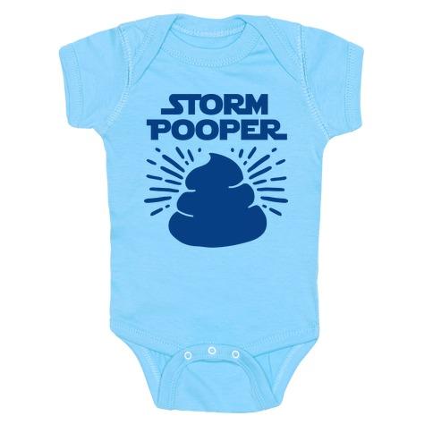 Stormpooper Baby Onesy