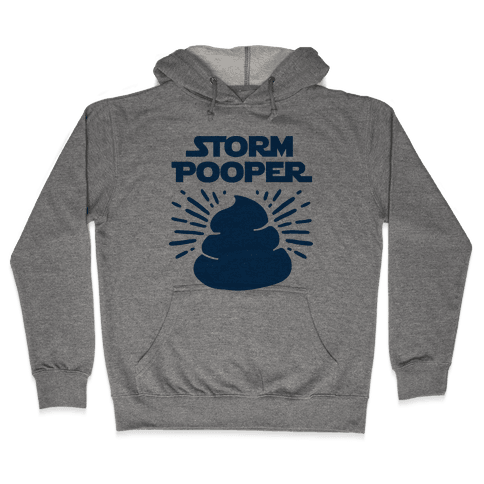 Stormpooper Hooded Sweatshirt