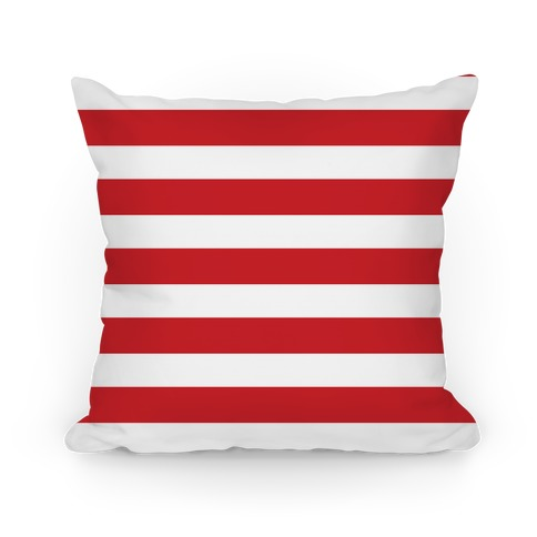 Stripes Pattern Pillow