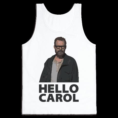 Hello Carol Tank Top
