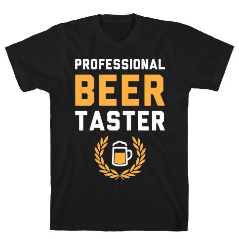 Pro Beer Taster T-Shirt