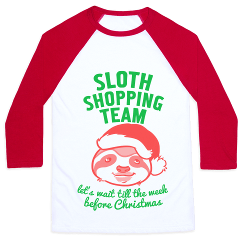 Sloth Shopping Team